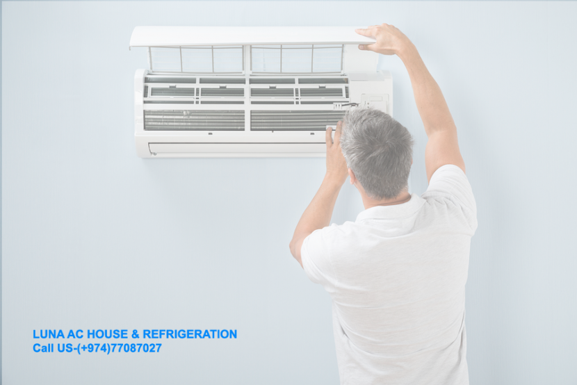 AC Service professionals in Doha Qatar